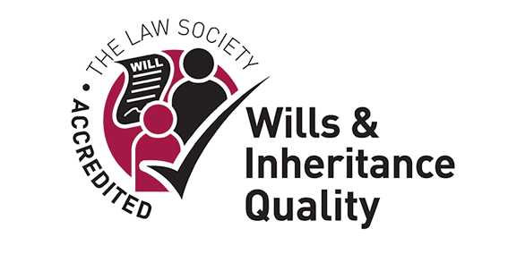 Wills & Inheritance Quality Logo
